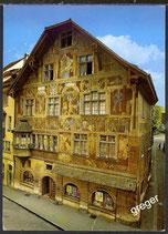 AK Schaffhausen, Haus zum Ritter   37/16