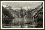 AK Berchtesgaden Königssee vom Malerwinkel 10/23