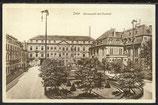 AK Trier Kornmarkt mit Postamt   9/17