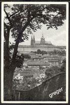 AK Prager Hradschin Burg    43/20