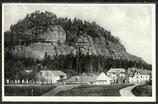 AK Deutsches Reich l933 Blick nach dem Berge Oybin 9/37
