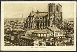 AK Reims, Kathédrale    44/45