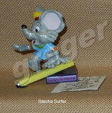 Mega Mäuse von 2001  - Sascha Surfer mit Bauanleitung  - ohne BPZ  - 1x