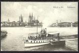 AK Deutsches Reich 1926 Köln am Rhein Totalansicht  14/2