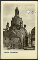 AK  Die Frauenkirche in Dresden    89f