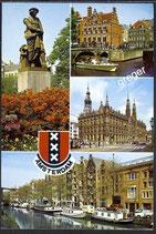 AK Amsterdam Mehrbildkarte    42/3