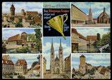 AK Mehrbildkarte von Nürnberg  70/26