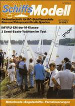 Schiffsmodell 9/87 a