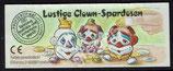 lustige Clown Spardosen von 1996   Clown Alfredo   660698 - 3x