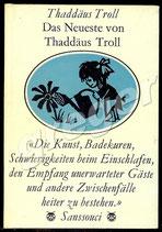 Das Neueste von Thaddäus Troll