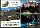 AK Fernpass Strasse, Tirols Alpenübergang   27/8