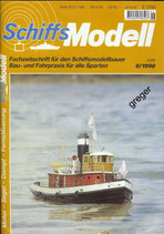 Schiffsmodell 6/98 a