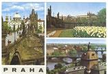 AK Prag, Mehrbildkarte    51/48
