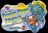 1x Ü-Ei Palettenanhänger 1997 Die neue Dapsy Dino Family   Nr.2