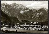 AK Panorama von Füssen    15/47