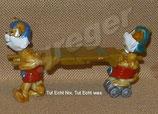 Miezi Cats von 1998  - Tut Echt Nix, Tut Echt was  -  mit BPZ   - 11x