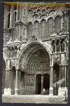 AK Chartres La Cathédrale portail sud    42/38
