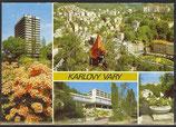 AK Karlovy Vary, Mehrbildkarte    57/52