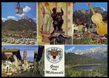 AK Mehrbildkarte von Mittenwald   70/35