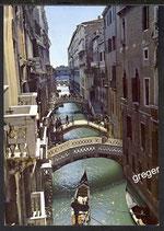 AK Venedig, Kanal Canonica   47/4