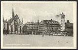 AK Reichsmessestadt Leipzig Auqustusplatz   14/14