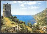 AK Amalfi – Panorama vom Ziros Turm aus   46/15