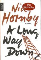TB  A LONG WAY DOWN - von Nick Hornby