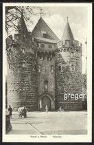 AK Neuß a.Rhein, Obertor      37