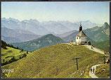 AK Rottach-Egern. Wallbergkapelle    26m
