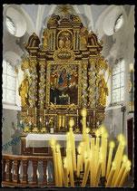 AK Wallfahrtskirche Maria Eck, Hochaltar  62/50