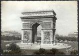 AK Paris, Arc de Triomph    44-o