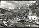 AK Ramsau mit Reiteralpe, Panorama    44/27