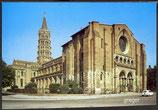 AK Toulouse, Basilique Saint-Sernin    35n