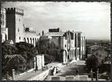 AK Avignon, Palais de Papes    39n