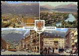 AK Mehrbildkarte von Innsbruck    59/50