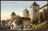 AK Rothenburg o.T. – Kobolzellertor    5/31