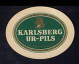 Bierdeckel -  Karlsberg Ur-Pils   12