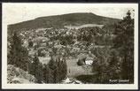 AK DDR Zittauer Gebirge. Kurort Jonsdorf Blick von der Sprungschanze    1/47