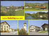 AK Gruß aus Ruderting Bayer. Wald    41/22