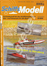 Schiffsmodell 9/96 b