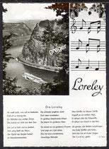 AK Loreley, Liedkarte    48/21