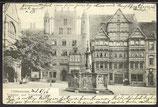 AK Hildesheim, Templer und Wedekind-Haus   45/45