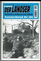 Der Landser Sammelband Nr.124