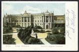 AK Deutsches Reich 1904 Berlin – Königl. Bibliothek 6/37