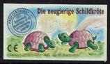 Die neugierige Schildkröte von 1995   Nr. 618 241 - 1x