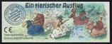 Ein tierischer Ausflug  von 1996 -  Bäuerin Heidi    701939 - 1x