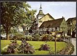 AK Bad Herrenalb Schwarzwald Posthotel   18/46