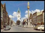 AK Straubing,Theresienplatz      72/28