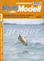 Schiffsmodell 3/2000 b