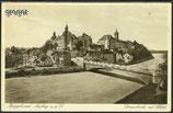 AK Deutsches Reich Neuburg a.d.D.   Donaubrücke mit Schloss     7i